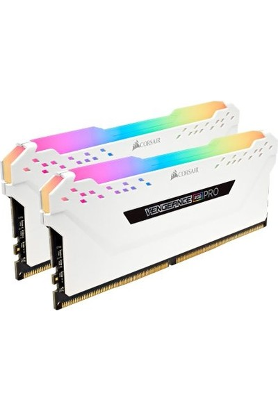 Corsair Vengeance 16GB (2X8GB) 3200MHz DDR4 Ram CMW16GX4M2C3200C16W