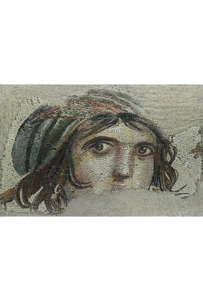 Cepmedya Mozaik Görselli Kanvas Tablo