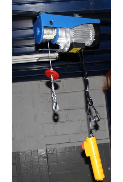 EchoLift 125/250 Elektrikli Vinç PA250-18Mt