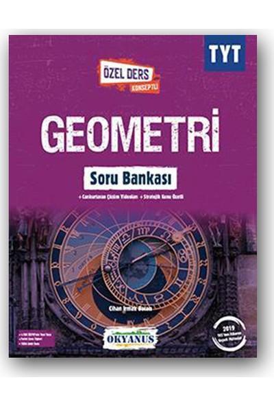 Okyanus TYT Geometri Soru Bankası (Özel Ders Konseptli)