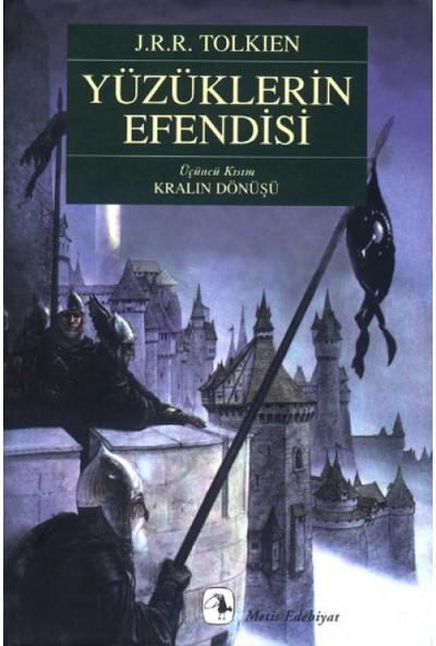 Yüzüklerin Efendisi 3. Kısım Kralın Dönüşü - J.R.R. Tolkien