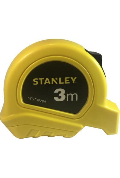 Stanley STHT302848B Çelik Şerit Beyaz Metre 3mx13mm