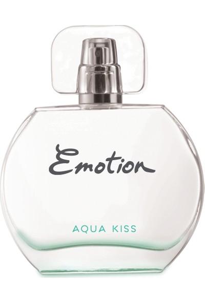 Emotion Aqua Kiss EDT Kadın Parfüm 50 ml