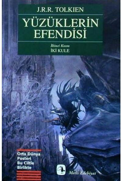 Yüzüklerin Efendisi İki Kule - J.R.R. Tolkien