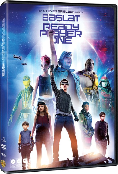 Ready Player One - Başlat: Ready Player One