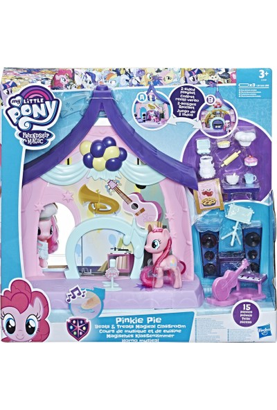My Little Pony Pinkie Pie'in Müzik Ve Pasta Sınıfı