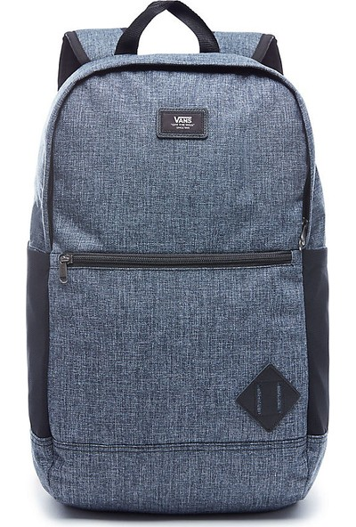 Vans Van Doren Iii Backpack Laptop Bölmeli Sırt Çantası Heather Black Suiting