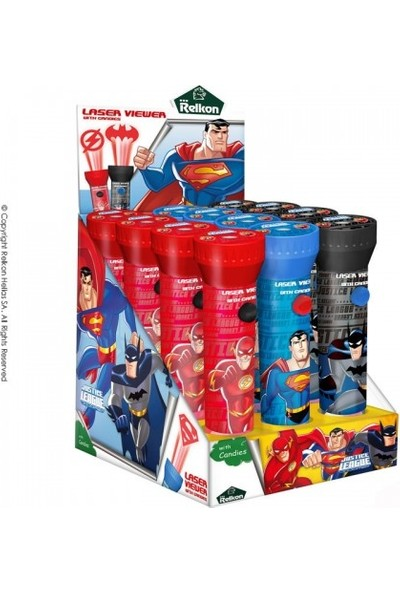 Justıce League Laser (Superman&Batman)