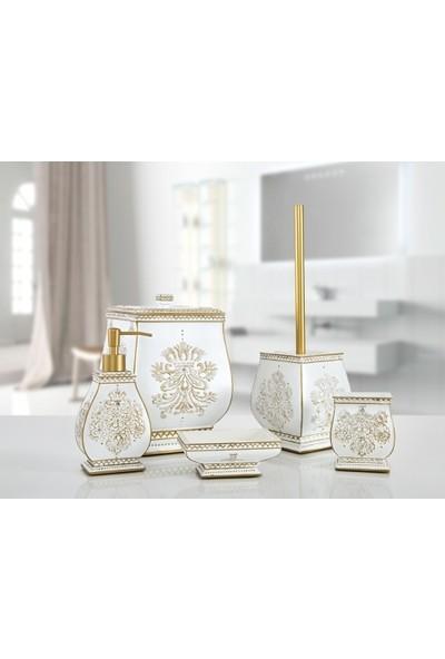 İrya Karlis Gold 5 Parça Banyo Seti