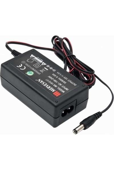Mervesan 18 W Ac / Dc Switching Power Supply 1,5A - 12 Vdc