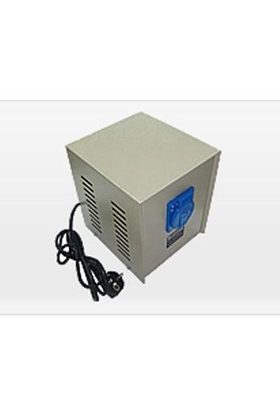 Mervesan 220V - 110V 3000Va Çevirici Adaptör - Transformatör