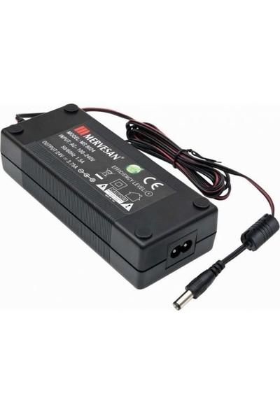 Mervesan 90 W Ac / Dc Switching Power Supply 3,75 A - 24 Vdc