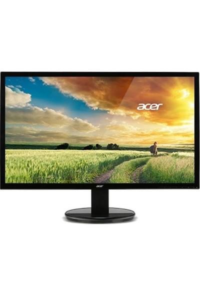 "Acer K272HLEbid 27"" 4ms (DVI+HDMI) Full HD LED Monitör"
