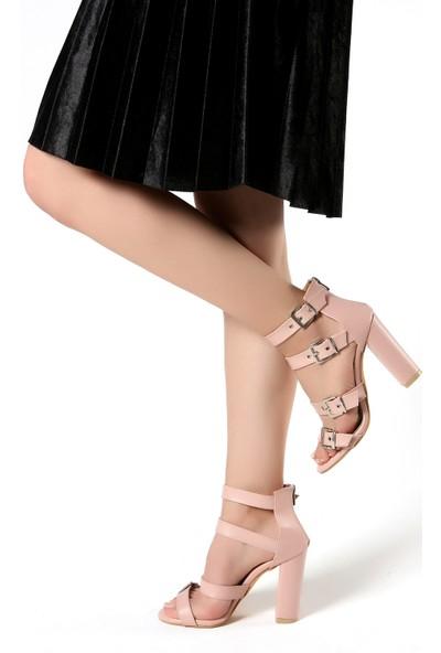 Rovigo Kadın Pudra Ayakkabı 1111900906