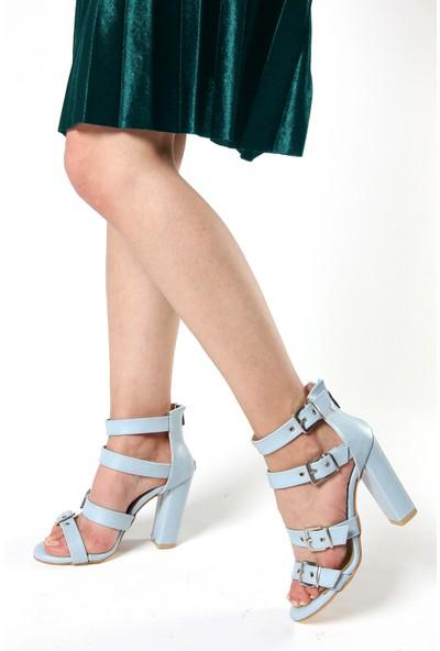 Rovigo Kadın Bebek Mavisi Ayakkabı 1111900906