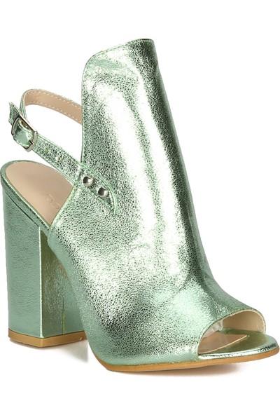 Rovigo Kadın Yeşil Ayakkabı 111115141