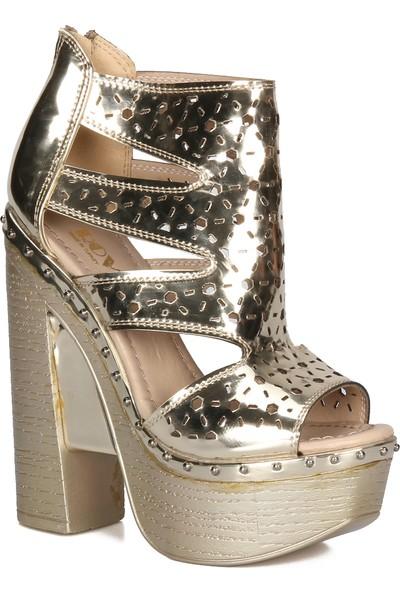 Rovigo Kadın Altın Ayakkabı 111157016205