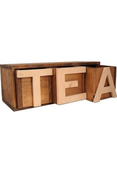 Utyawood Faust Bitki Çayı Kutusu