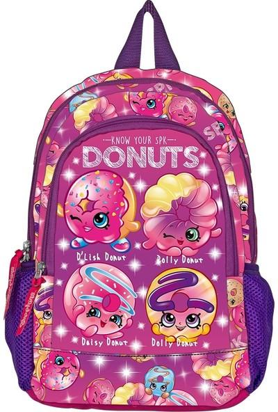 Ümit Çanta Shopkins Donuts Kır Çocuk Anaokulu Ve Sırt Çantası - 2056