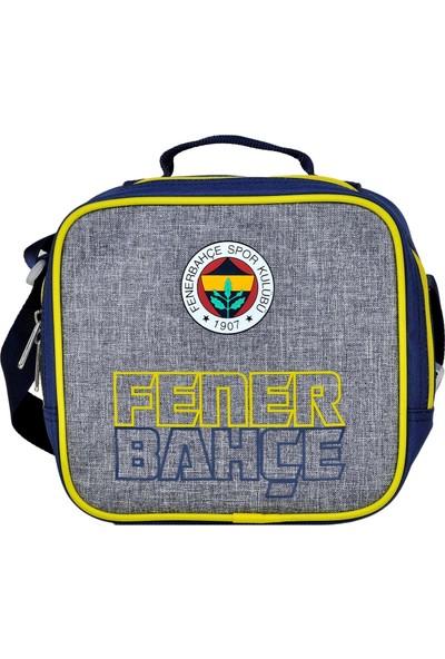 Hakan Çanta Fenerbahçe Gri - Lacivert Beslenme Çantası 95818