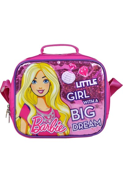 Hakan Çanta Barbie Beslenme Çantası 95280