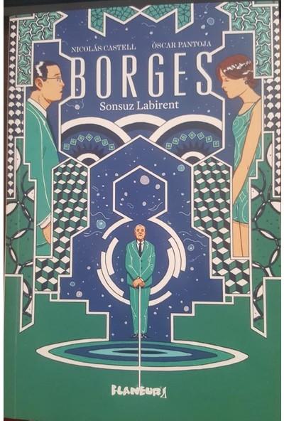 Borges - Nicolas Castell - Oscar Pantoja
