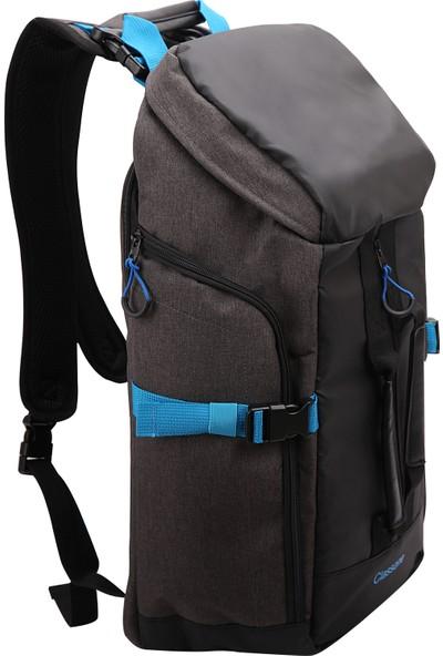 Classone BP-IT400 15,6 inç Notebook Sırt Çantası-Siyah