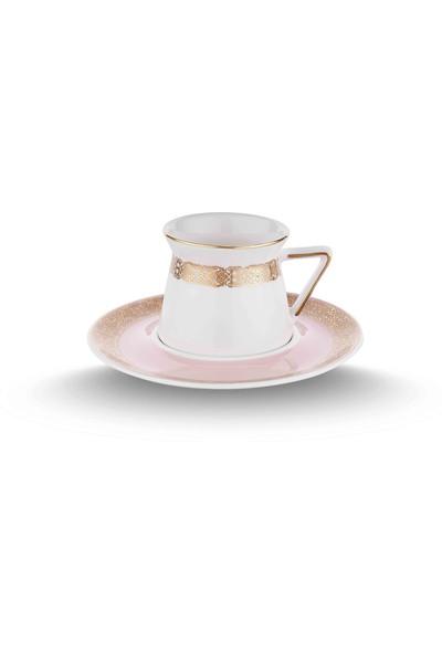 Schafer Ottoman Kahve Fincan Takımı - Pem01/90256