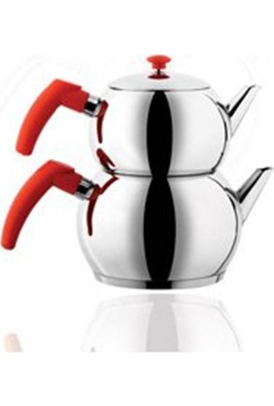 Remetta Aşiret Çaydanlık Kırmızı