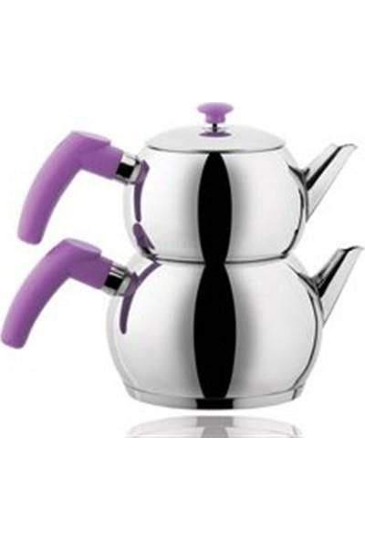Remetta Aşiret Çaydanlık Lila