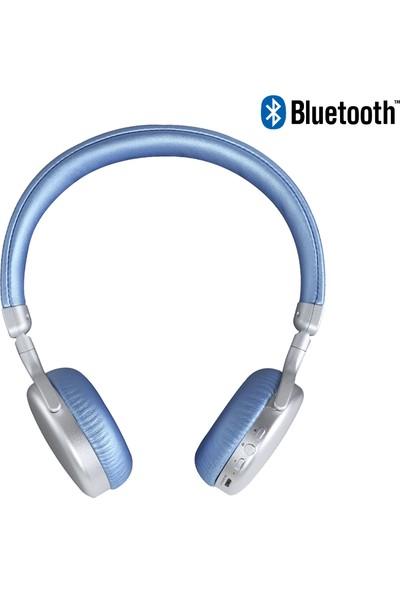 Vestel Desibel K550 Bluetooth Kulaklık - Mavi