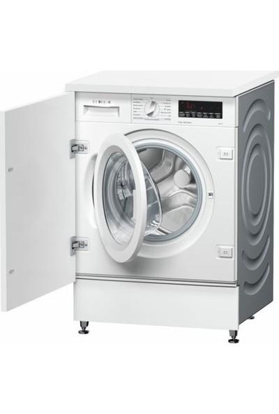 Bosch WIW24560TR A+++ 8 kg 1200 Devir Ankastre Çamaşır Makinesi