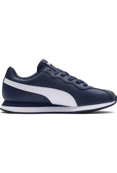 Puma Lacivert Genç Ayakkabısı 36677303 Turin ii Jr