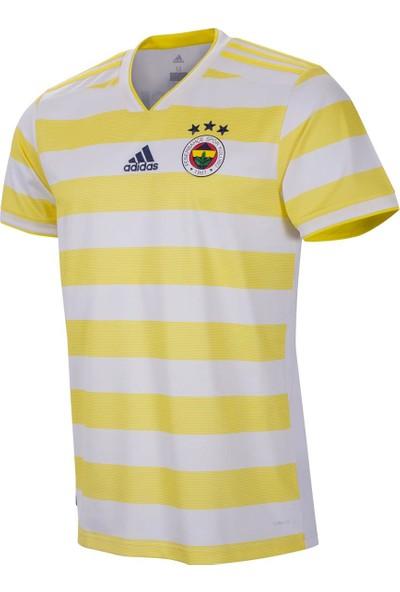 Adidas Erkek Futbol Forması Spor Sarı Dm5583 Fb 3 Jsy