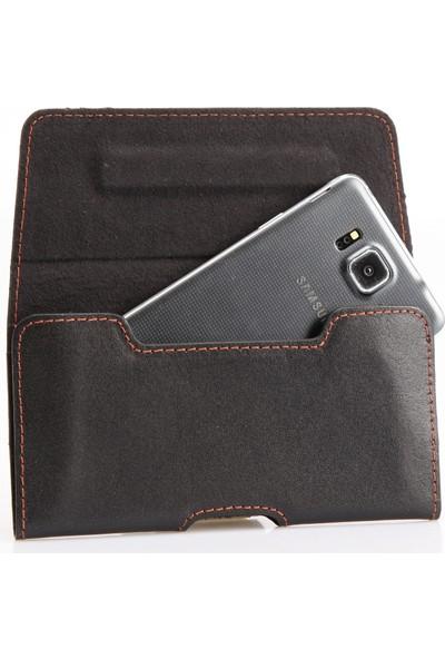 DC Samsung Galaxy S8 / S8+ Plus Deri Kemere Takmalı Kılıf