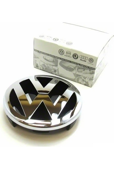 Wolcar Volkswagen Golf 5 Ön Logo