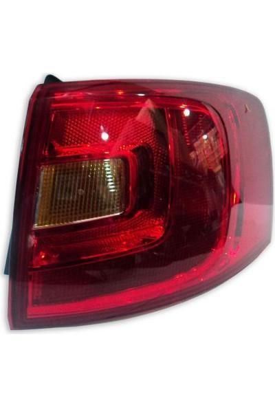 Wolcar Volkswagen Jetta 2010-2015 Stop Lambası Dış Sağ