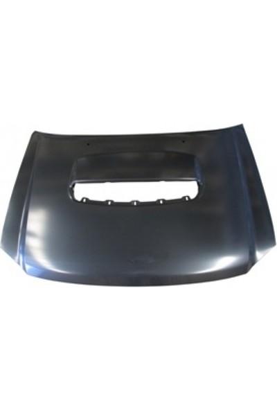 Ypc Isuzu D Max- Pick Up- 2007/2012 Motor Kaputu Siyah Boyalı (Turbo Delikli) (Siyah Boyalı)