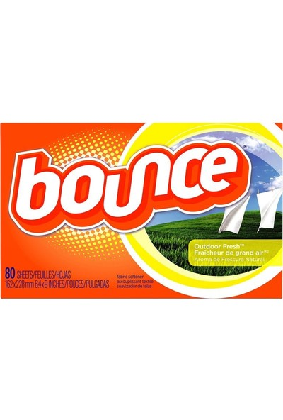 Bounce Outdoor Fresh Yumuşatıcı 80 Kullanımlık