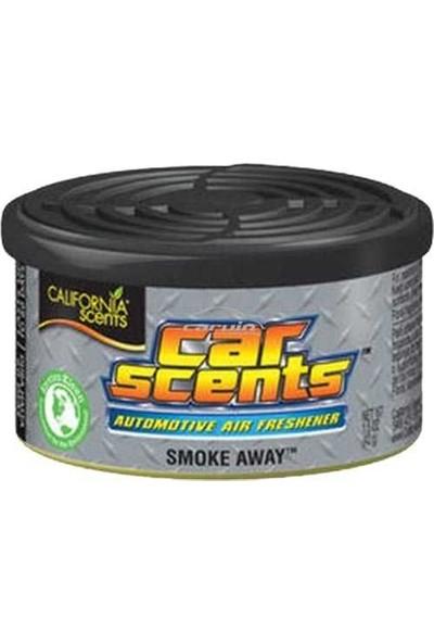 California Scents Smoke Away Araba Kokusu 42 gr