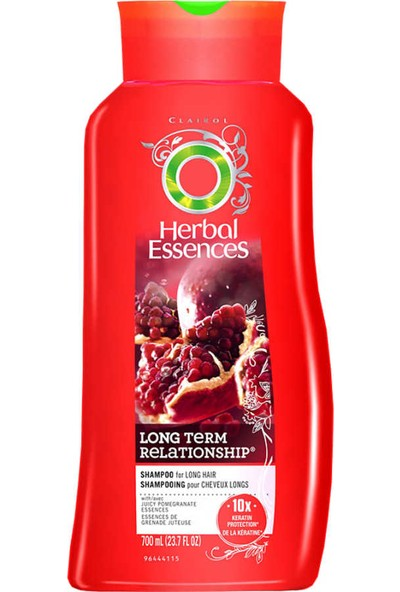 Herbal Essences Long Term Relationship Uzun Saç Şampuanı 700 ml
