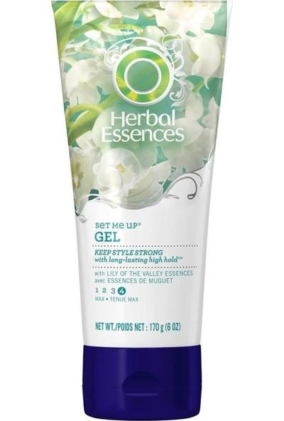 Herbal Essences Set Me Up No:4 Jöle 170 gr