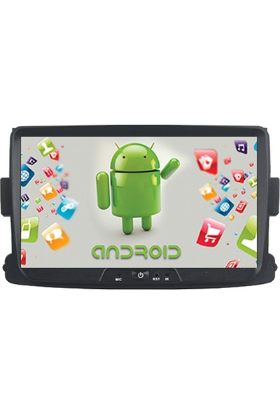 Navimex Dacia Duster 2012 Android Navigasyon Multimedya Tv USB Oem