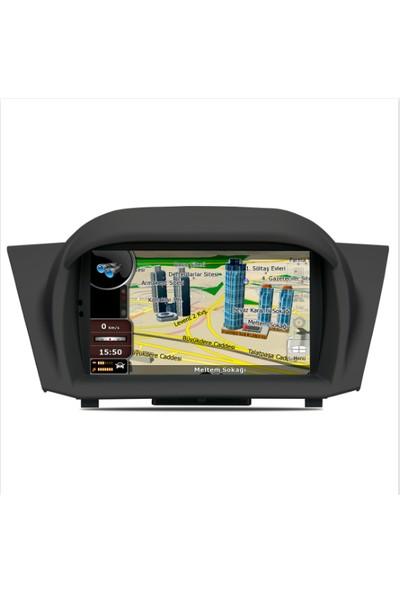 Navimex Ford Fiesta Android Ram 4 GB Navigasyon Multimedya Tv USB Oem
