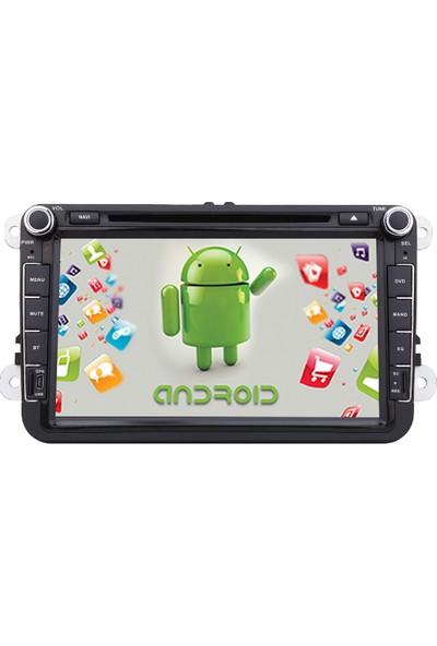 Navimex Volkswagen Android Ram 4 GB Navigasyon Multimedya Tv USB Oem
