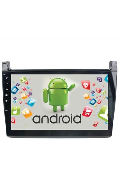 Navimex Volkswagen Polo 2016 Android Ram 4 GB Navigasyon Multimedya Tv USB Oem
