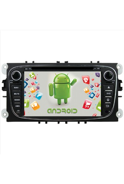 Kamasonic Ford Focus ' Android Navigasyon Multimedya Tv USB Oem