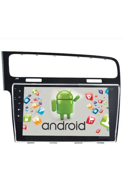 Kamasonic Volkswagen Golf 7 Android Navigasyon Multimedya Tv USB Oem