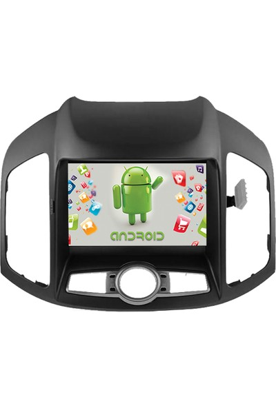 Navigold Chevrolet Captiva 2015 Android Navigasyon Multimedya Tv USB Oem