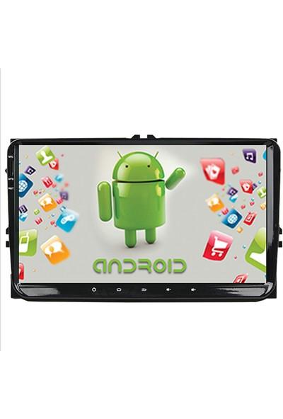 Navigold Volkswagen Android Navigasyon Multimedya Tv USB Oem